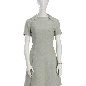 Anya Taylor-Joy The Queen's Gambit Beth Harmon Dress
