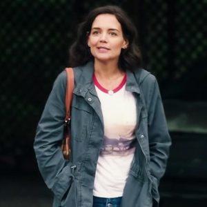 Miranda Wells The Secret Dare to Dream Katie Holmes Cotton Jacket