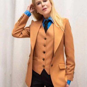 Grace Sachs The Undoing Nicole Kidman Suit