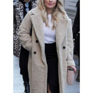 Hilary Duff Younger Season 7 Kelsey Peters Fur Coat