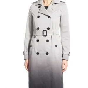 Brianna Howey Batwoman Reagan Double-Breasted Trench Coat