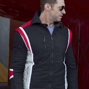 Bronson Peary Eddie the Eagle Hugh Jackman Cotton Jacket