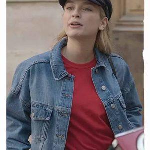 Camille Denim Jacket
