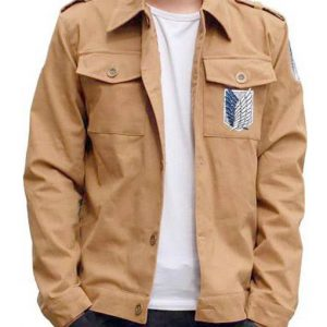 Attack on Titan Jacket Male and Female Scout Regiment