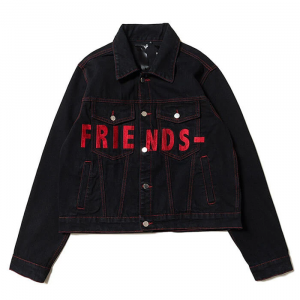 Friends VLONE Denim Jacket