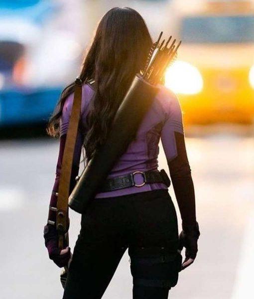 Hawkeye Kate Bishop Jacket