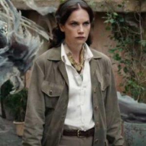 Mrs. Coulter His Dark Materials Season 02 Ruth Wilson Jacket