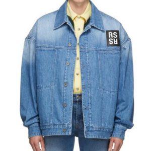 Park Sae Ro Yi Itaewon Class Blue Denim Park Seo Joon Jacket