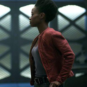 Sibongile Mlambo Lost In Space Angela Cotton Jacket