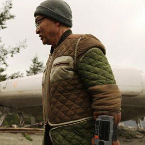 Lost In Space Cary-Hiroyuki Tagawa Hiroki Watanabe Coat