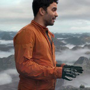 Ignacio Serricchio Lost In Space Don West Cafe Racer Jacket