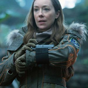 Maureen Robinson TV-Series Lost In Space Molly Parker Parka Jacket