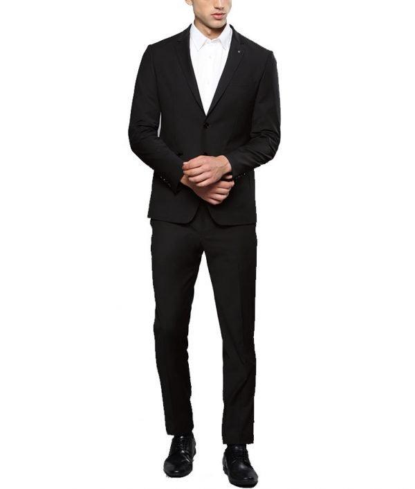 Tom Ellis TV Series Lucifer Morningstar Black Suit For Mens