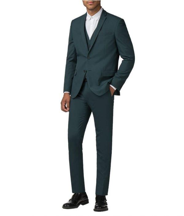 TV-Series Lucifer High School Green Suit