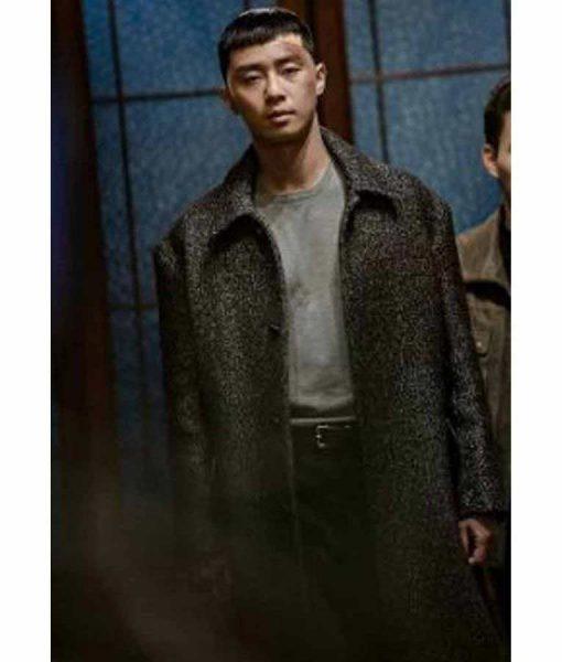 Itaewon Class Park Seo-Joon Trench Coat