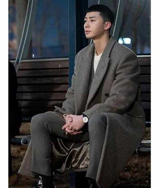 Itaewon Class Park Seo-Joon Coat