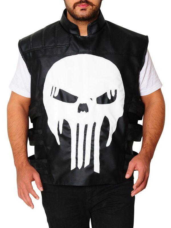 Frank Castle Vest