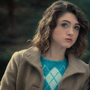 Natalia Dyer Stranger Things Season 03 Nancy Wheeler Coat