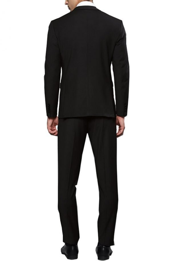 Tom Ellis Black Suit