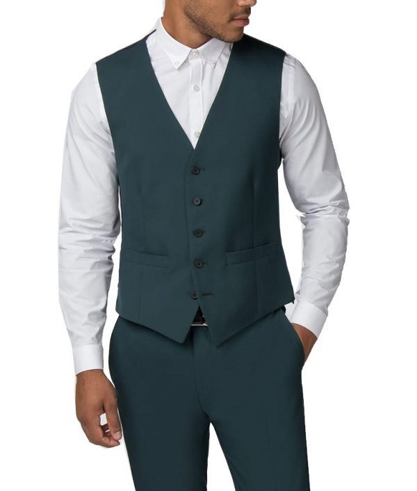 Let Pinhead Sing Lucifer Morningstar Green Suit