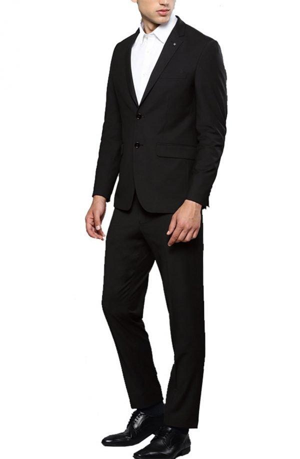 TV Series Lucifer Morningstar Black Suit For Mens