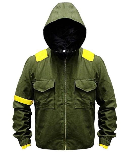 Tyler Joseph Twenty One Pilots Jumpsuit Hooded Jacket