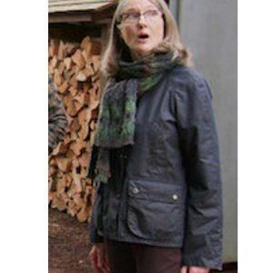 Hope McCrea Virgin River Annette O'Toole Black Jacket