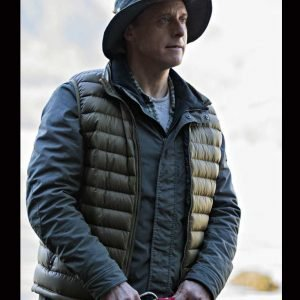 Harry Vanderspeigle Resident Alien Alan Tudyk Puffer Vest