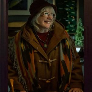 Ann-Marie Hinzelmann American God Season 03 Julia Sweeney Coat