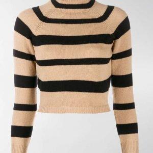 Darby TV Series Love Life Anna Kendrick Black Striped Sweater
