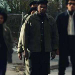 William O'Neal Judas And The Black Messiah LaKeith Stanfield Cotton Jacket