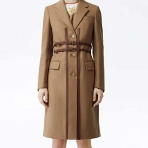 Darby Carter TV Series Love Life Anna Kendrick Double-Breasted Trench Coat