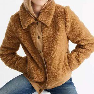 Darby Carter Brown Jacket