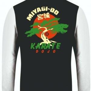 Miyagi-Do Karate Cobra Kai Bomber Jacket