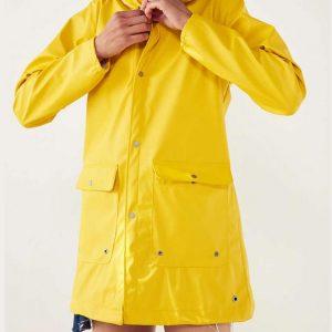 TV Series Zoeys Extraordinary Playlist Jane Levy Zoey Clarke Yellow Raincoat