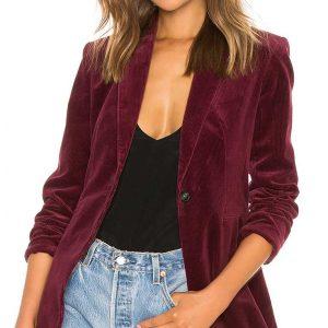 Zoey Clarke TV Series Zoey's Extraordinary Playlist Jane Levy Blazer