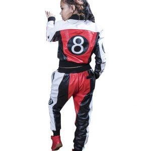 8 Ball Leather Tracksuit 8 Ball Tracksuit