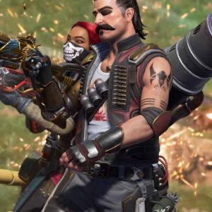 Kings Canyon Videogame Apex Legends Season 08 Leather Vest