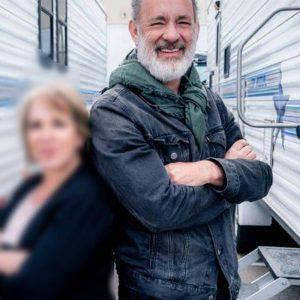 Tom Hanks BIOS 2021 Blue Denim Finch Jacket