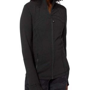 Adele TV Series Behind Her Eyes Eve Hewson Zipper Jacket
