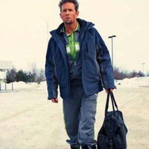 Glenn Howerton TV Series Fargo Don Chumph Blue Cotton Jacket