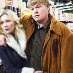 Ed Blumquist TV Series Fargo Jesse Plemons Brown Cotton Jacket