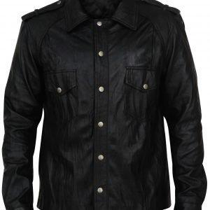 Vampire Diaries leather Jacket