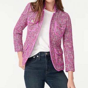 Molly McCook TV Series Last Man Standing S09 Mandy Baxter Tweed Jacket