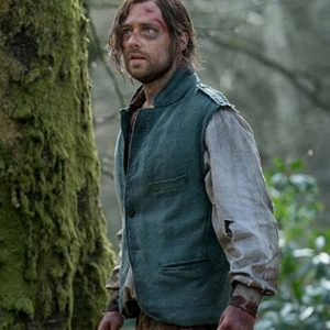 Richard Rankin TV Series Outlander Roger Wakefield Vest