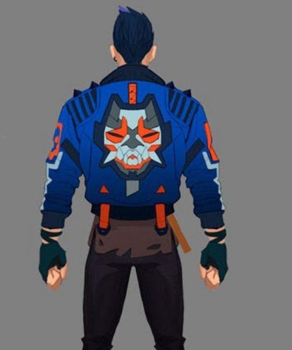 Valorant Yoru Jacket