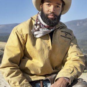 Colby Tv Series Yellowstone Denim Richards Cotton Jacket