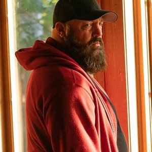 Kevin James Movie Becky Dominick Red Pullover Hoodie