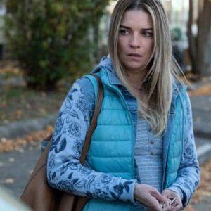 Allison TV Series Kevin Can F**k Himself Annie Murphy Puffer Vest