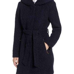 Legacies-S03-Danielle-Rose-Russell-Navy-Wool-Coat